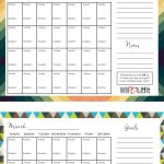 Track Your Progress With These Free Printable Fitness Trackers   Free Printable Fitness Tracker