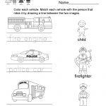 Transportation Worksheet   Free Kindergarten Learning Worksheet For Kids   Free Printable Transportation Worksheets For Kids