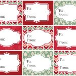 Vintage Christmas Gift Tags   Free Printables | Refresh Restyle   Free Printable Vintage Christmas Tags For Gifts