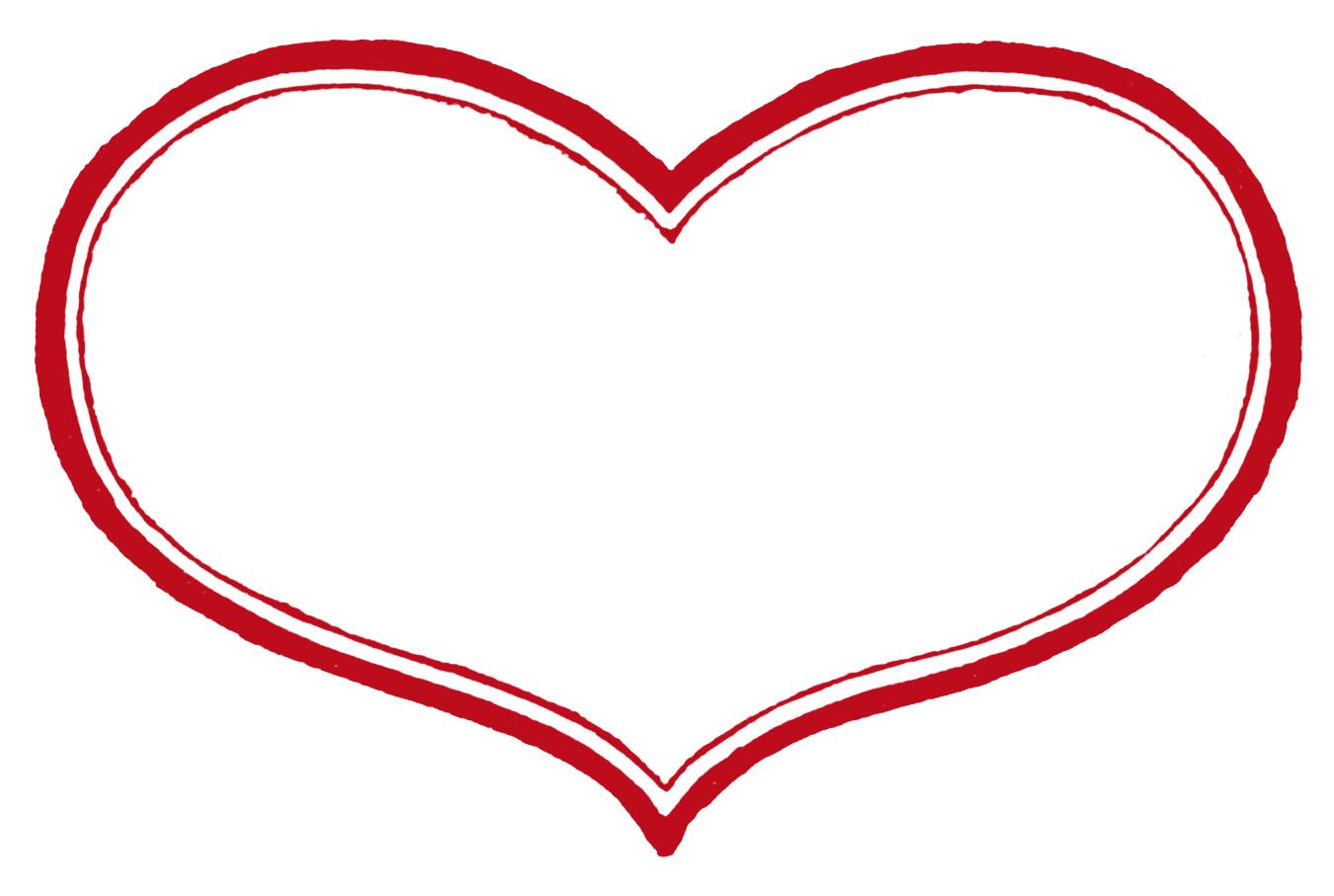 Vintage Valentine Printable - Antique Heart Labels - The Graphics Fairy - Free Printable Valentine Graphics