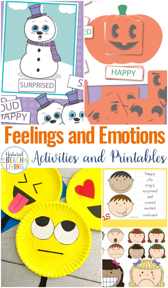 Free Printable Pictures Of Emotions