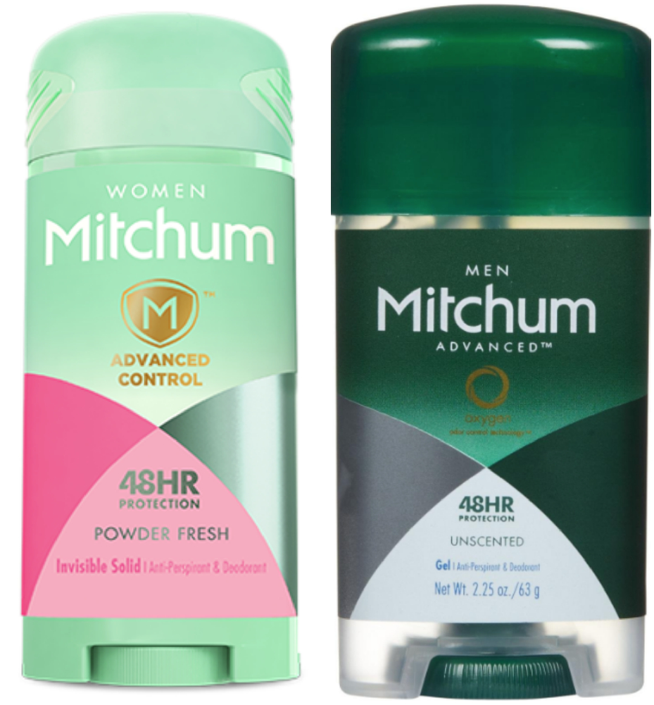 Walgreens: Free Mitchum Deodorant | Passionate Penny Pincher - Free Printable Coupons For Mitchum Deodorant