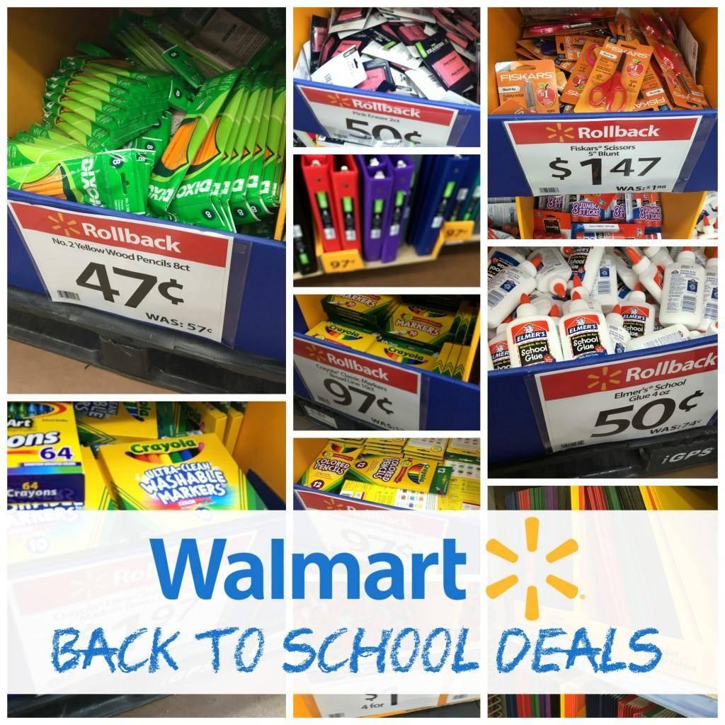 Walmart Back To School Deals 2018   School Supplies, Backpacks & More - Free Printable Coupons For School Supplies At Walmart
