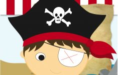 We Heart Parties: Free Printables Pirate Party Free Printables – Free Printable Pirate Cupcake Toppers