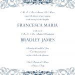 Wedding Invitation Templates | Invitation | Pinterest | Free Wedding   Free Printable Wedding Invitations