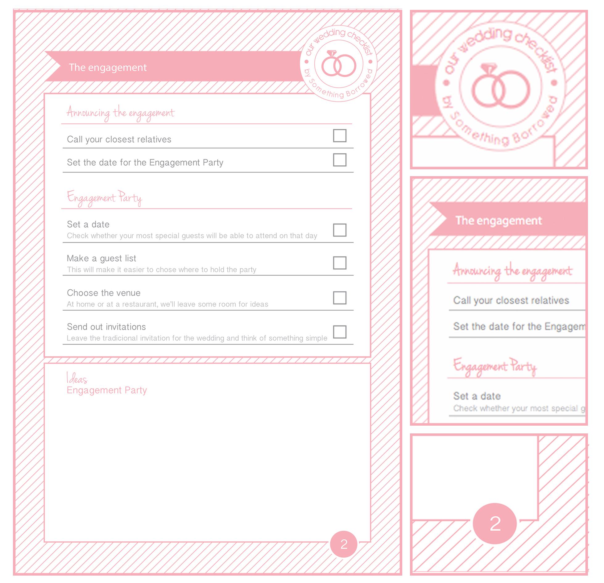 Wedding Planner Book Free Online – Free Wedding Template - Free Printable Wedding Planner Book Online