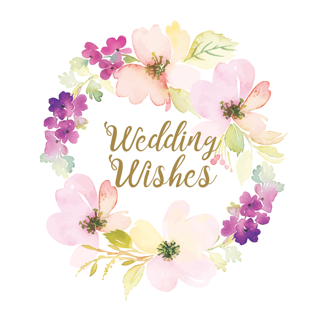 Wedding Wishes - Free Wedding Congratulations Card   Greetings Island - Free Printable Wedding Congratulations Greeting Cards