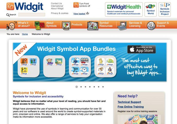 Free Printable Widgit Symbols