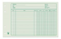 Free Printable 4 Column Ledger Paper