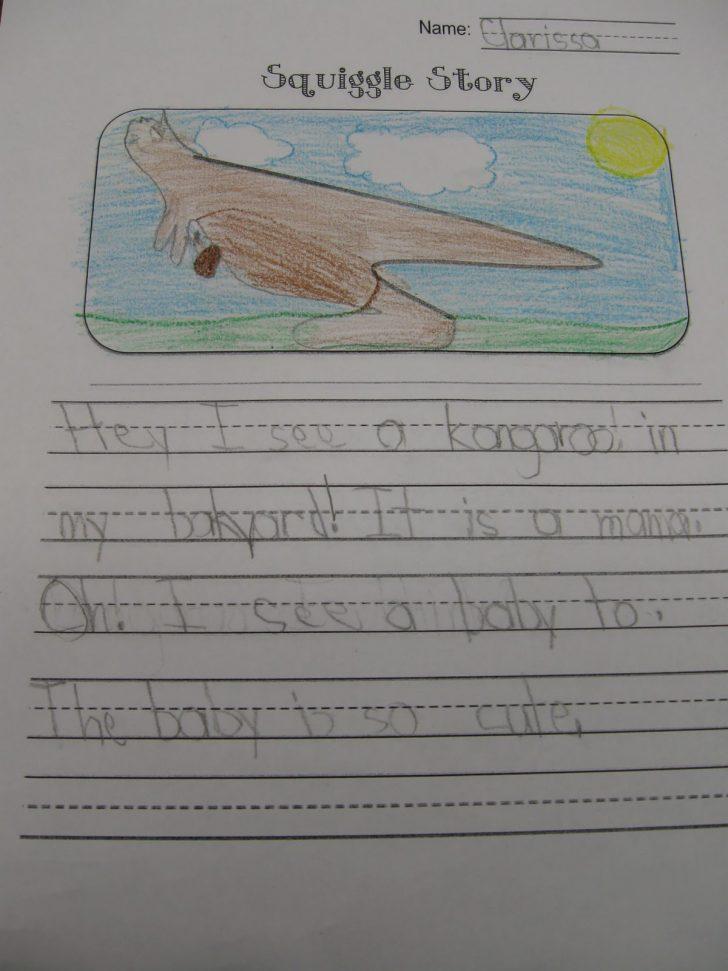 Free Squiggle Story Printable