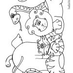 Wild Animal Coloring Pages   Hellokids   Free Printable Wild Animal Coloring Pages
