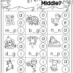Winter Activities For Kindergarten Free | Reading & Phonological – Free Printable Sheets For Kindergarten