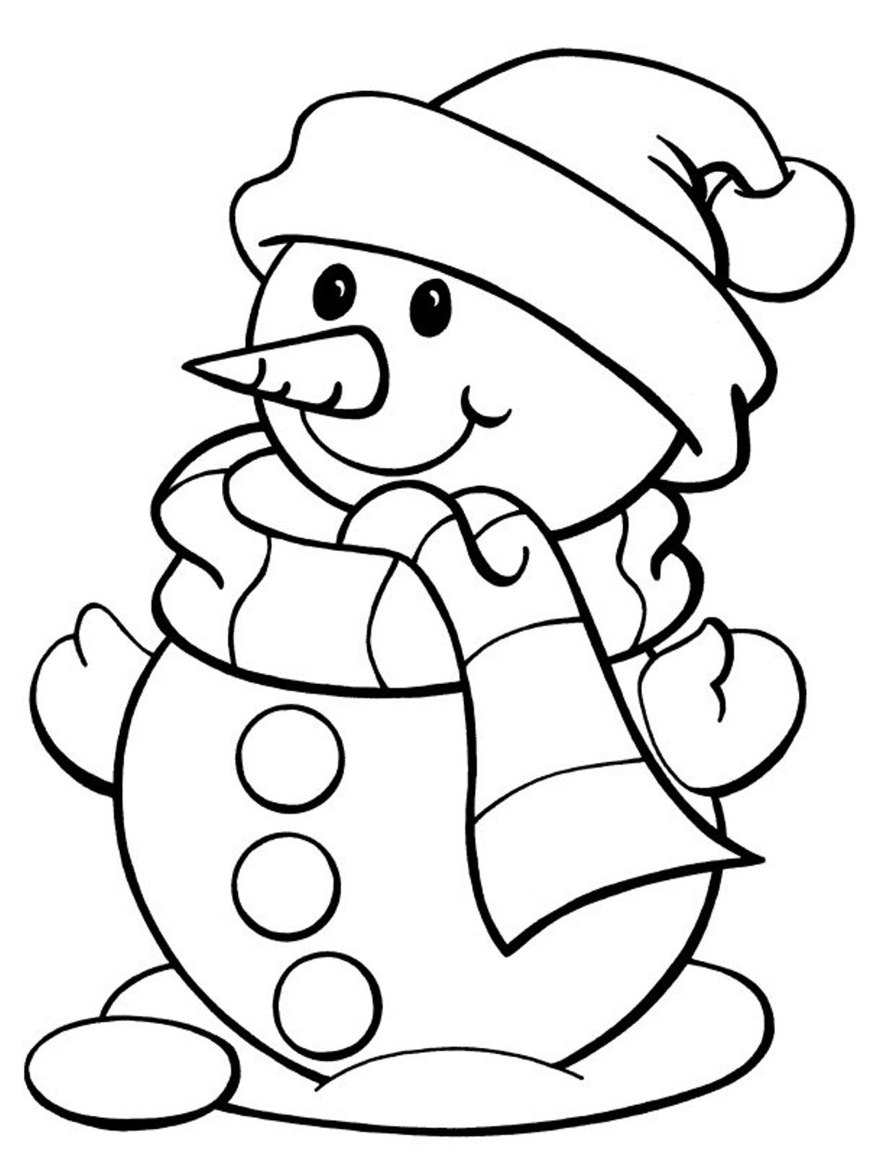Winter Coloring Pages - Google Search | Winter Party | Christmas - Free Printable Winter Coloring Pages