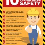 Workplace Safety Posters | Downloadable And Printable | Alsco – Free Printable Safety Signs