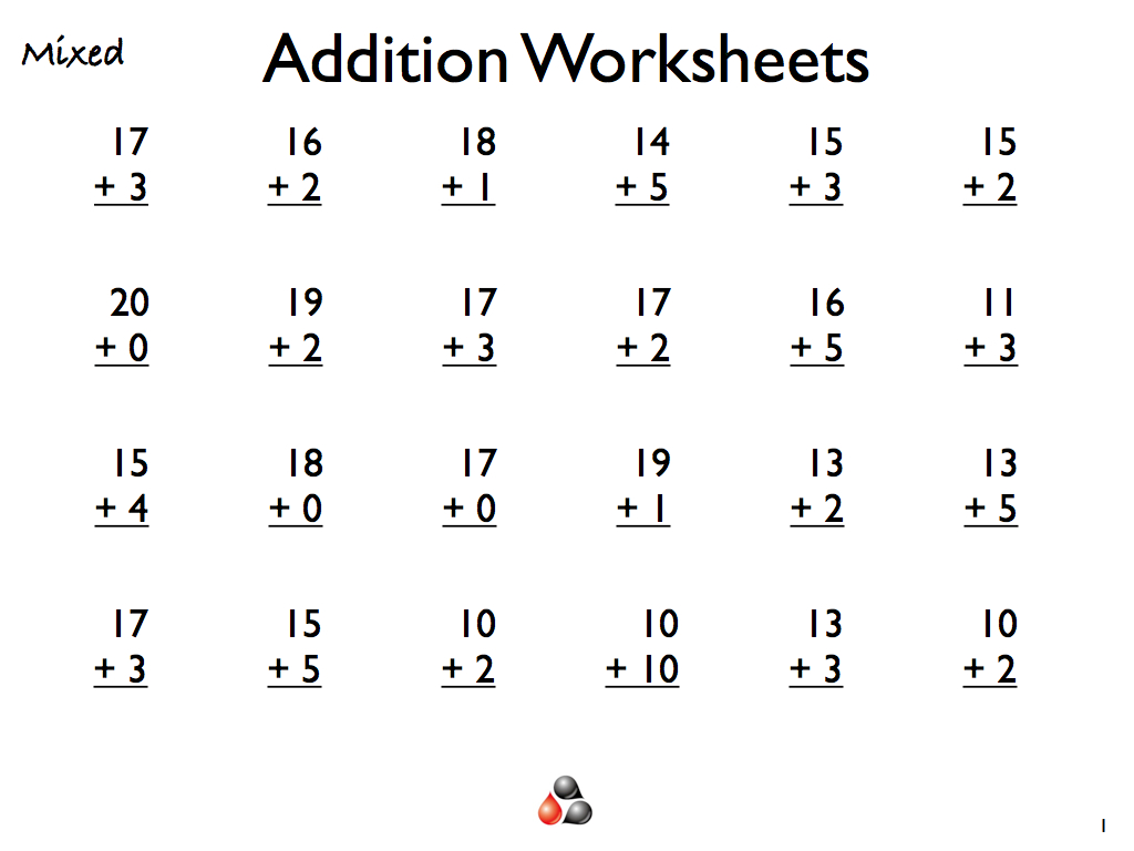 Worksheet. Printable Worksheets For 1St Grade. Worksheet Fun - Free Printable Addition Worksheets For 1St Grade