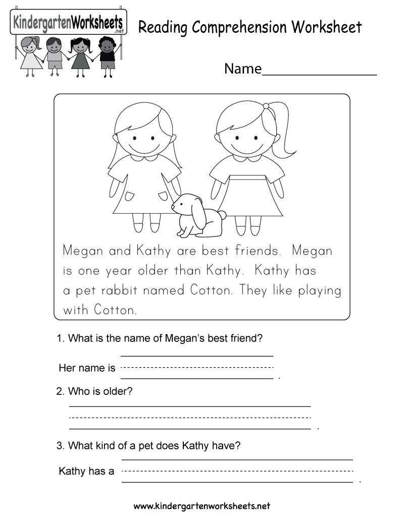 Worksheets Pages : Worksheets Pages Free Printable Reading - Free Printable Reading Activities For Kindergarten