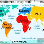 World Map Continents And Oceans Printable Outline Maps For Kids   Free Printable Map Of Continents And Oceans