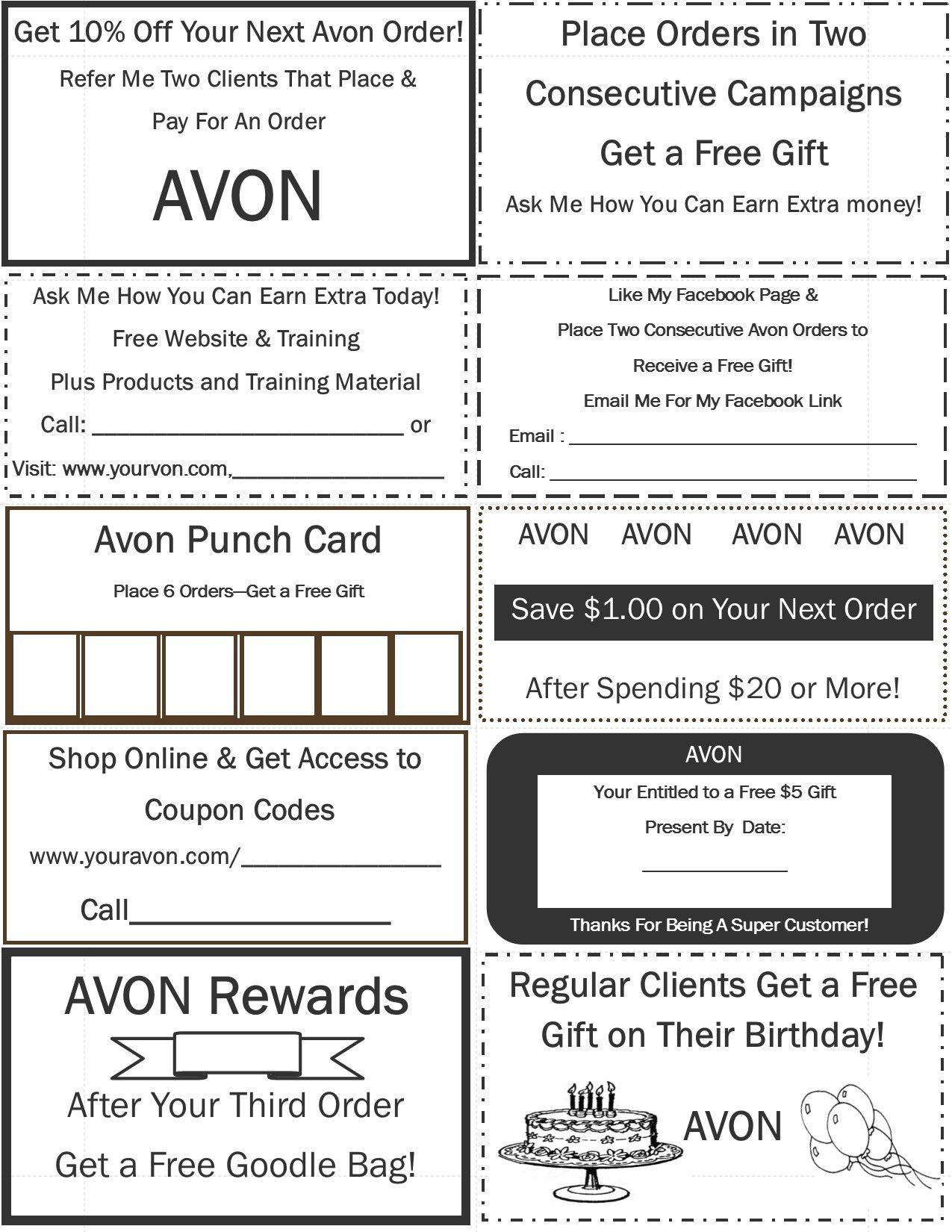 Www.youravon/colleengaffney | Avon In 2019 | Pinterest | Avon - Free Printable Avon Flyers