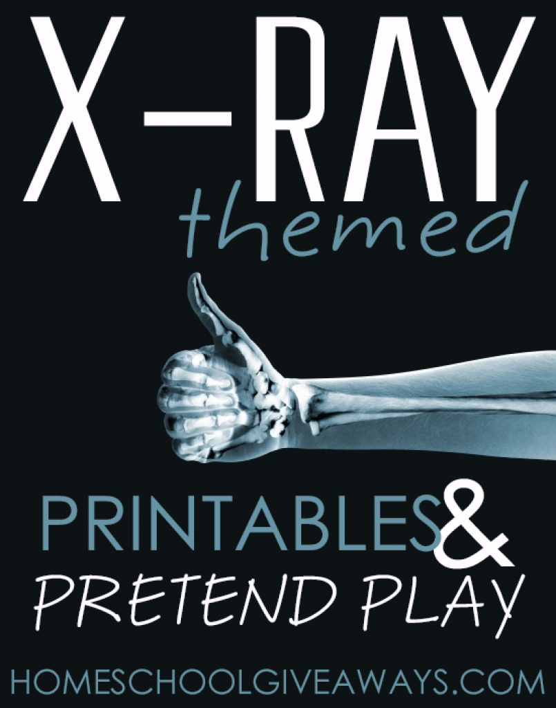 X-Ray Themed Printables And Pretend Play Throughout Free Printable - Free Printable Animal X Rays