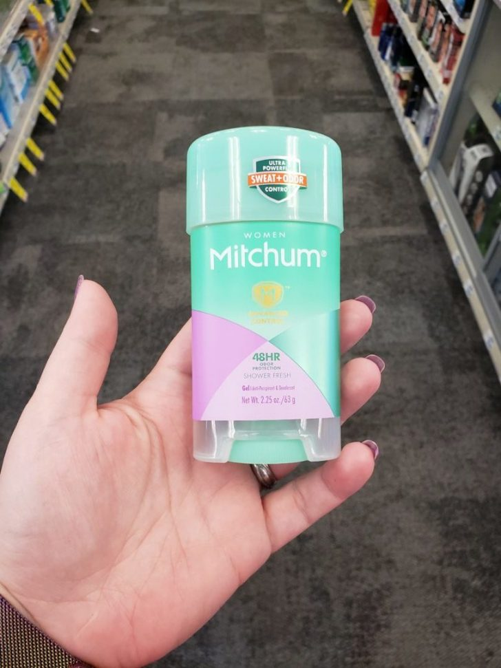 Free Printable Coupons For Mitchum Deodorant